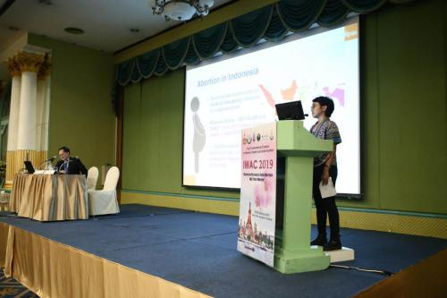 IWAC 2019: Oral presentation (22-FEB-2019)